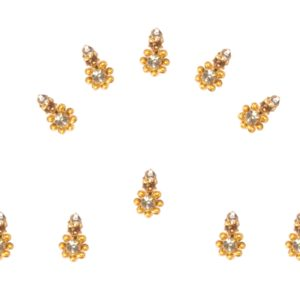 Self Adhesive Bindi Jewelry