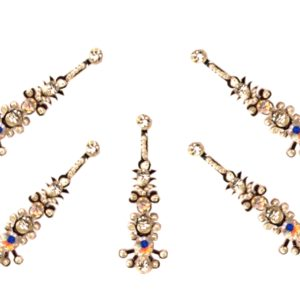 Silver Bindi Jewelry