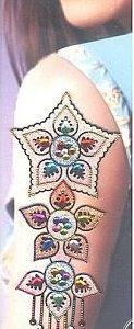 temporary arm tattoos