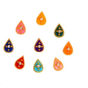 Indian bindi stickers