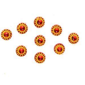 Round bindis