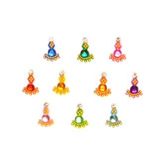 Beautiful bindi designs